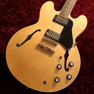 Gibson  【限定特価!】 ES-335 DOT Gloss Dark Natural 2019 sn116590284 [セミアコ][3.69kg] 【G-CLUB TOKYO】