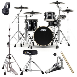 ATVaDrums artist Std Set ADA-STDSET 3シンバル PEARLスターター 【WEBSHOP】