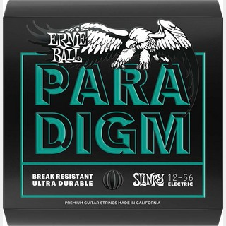 ERNIE BALL Electoric Guitar Strings Paradigm Slinky [2026/Paradigm Not Even Slinky/12-56]