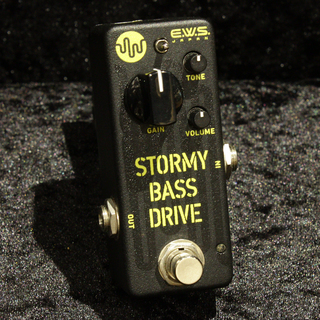 E.W.S. Stormy Bass Drive