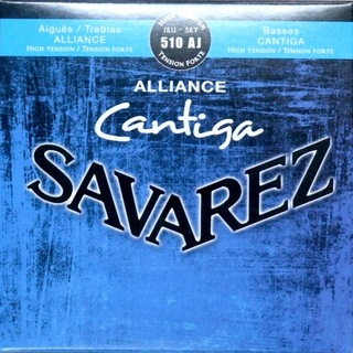 SAVAREZ510 AJ HIGH TENSION Alliance&Cantiga クラシックギター弦