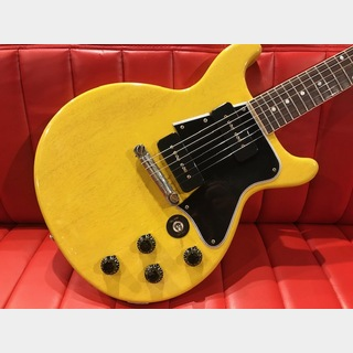 Gibson Custom Shop Historic Collection 1959 Les Paul Special DC VOS Bright TV Yellow【御茶ノ水FINEST_GUITARS】