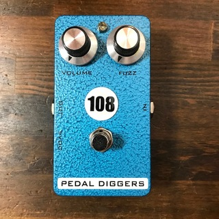 Pedal diggers 108