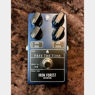 Free The Tone IF-1D IRON FOREST Distortion