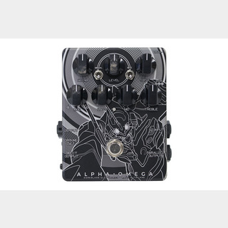 Darkglass Electronics ALPHA OMEGA Japan Limited EVA 初号機 ver 【福岡パルコ店】