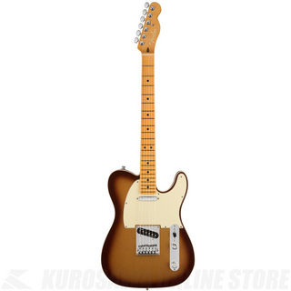 Fender American Ultra Telecaster,Maple Fingerboard,Mocha Burst【小物セットプレゼント!】