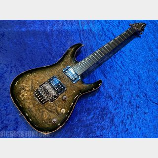ESPHORIZON-CTM FR Burled Maple【Reptile Black Burst】