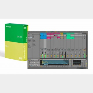 AbletonLive 10 Intro 通常版 DAWソフトウェア 【御茶ノ水本店SOUTH】