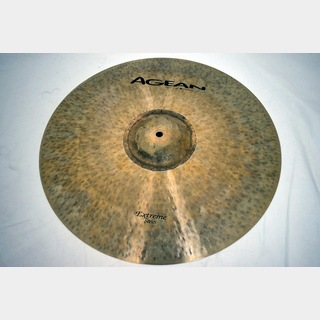 AGEAN CYMBALSExtreme Series 18 Crash Medium 【福岡パルコ店】