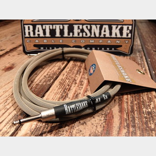 Rattlesnake Cable Standard Dirty Tweed 3m SS
