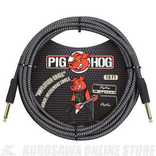 "Pig Hog ""Amp Grill"" - 10ftVintage Series Inst Cable《シールド/ケーブル》"