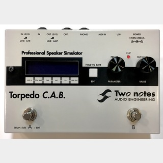 Two Notes Torpedo C.A.B.【中古】