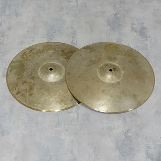 Bosphorus Silver Series Hi-hats 14""