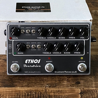 Custom Tones LLC Ethos Overdrive TLE / Classic Switch