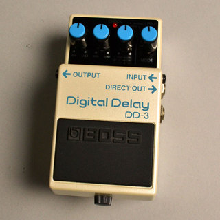 BOSS DD-3 Digital Delay【USED】【下取りがお得!】