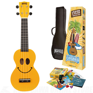 MAHALO Learn 2 Play Pack/U-SMILE YWK