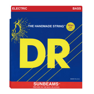 DR SUNBEAMS NMR6-30 Medium 6 String エレキベース弦×2SET