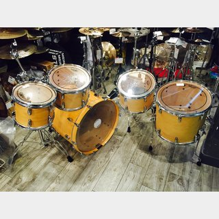 Pearl Standard Maple 5点シェルキット Made in JAPAN 【 超美品の多点セット中古! 】