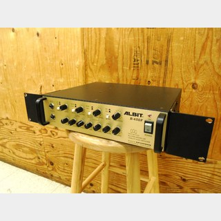 ALBIT B-450F 450W BASS AMPLIFIER 35th Anny