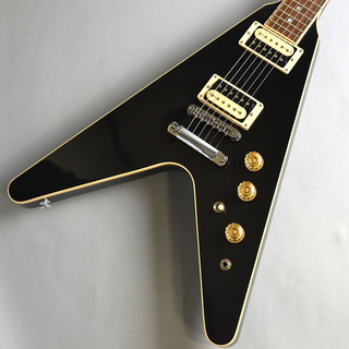 Gibson Flying V Pro 2016 HP Ebony  S/N:160085018