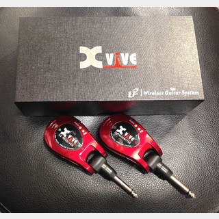 Xvive XV-U2 Red 【限定カラー】 Wireless Guitar System