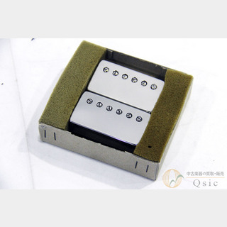 Bare Knuckle Pickups Black Dog Humbucker Set [RG226]