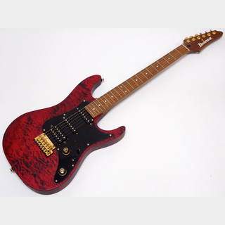 Ibanez SLM10-TRM Transparent Red Matte -Scott LePage Signature-