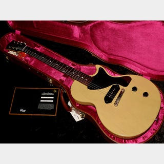 Gibson Custom Shop Historic Collection 1957 Les Paul Junior Single Cut Reissue VOS : TV Yellow
