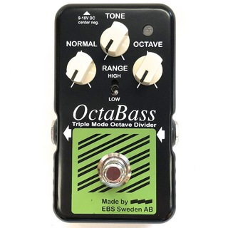 EBSOctaBass BlueLabel Triple Mode Octave Divider