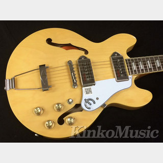 Epiphone Casino Coupe (Natural) 【特価品】【即納可能j】