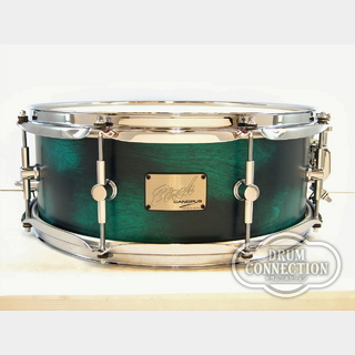 "canopus【限定カラー】BR-1455 Birch Snare Drum 14""×5.5"" ~Rotten Emerald~【送料無料】"