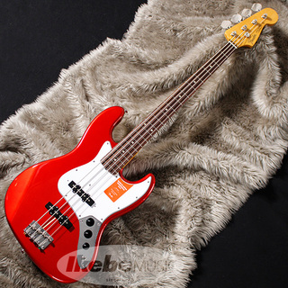 Fender Made in Japan Traditional Traditional 60s Jazz Bass (Candy Apple Red) 【増税直前カウントダウンセール】※追加商品※