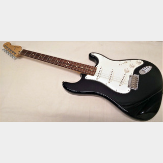 Fender Player Stratocaster Black Pau Ferro Fingerborad