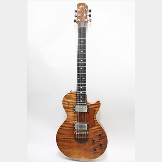Bizen Works Grain Curly Maple Top / Copper Brown