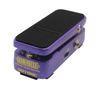 HOTONE VOW PRESS SWITCHABLE VOLUME/WAH ペダル