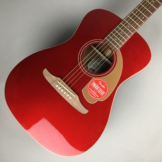 Fender (フェンダー)MALIBU PLAYER  Candy Apple Red【現物写真】