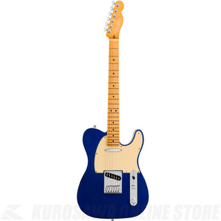 Fender American Ultra Telecaster,Maple Fingerboard,Cobra Blue【小物セットプレゼント!】