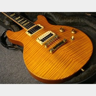 Gibson Les Paul DC (2005年製Used) Trans Amber
