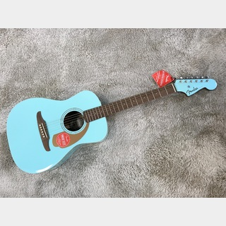 Fender Acoustics Malibu Player Aqua Splash