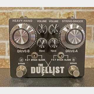 KING TONE GUITAR THE DUELLIST - PEDALBOARD FRIENDLY