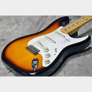 Fender Made in Japan Traditional 50s Stratocaster Maple Fingerboard 2-Color Sunburst 【福岡パルコ店】