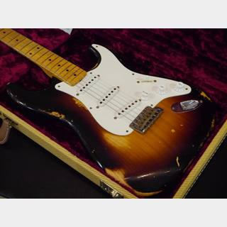 Fender Custom Shop TBC 60th Anniversary 1954 Stratocaster 2TS Heavy Relic