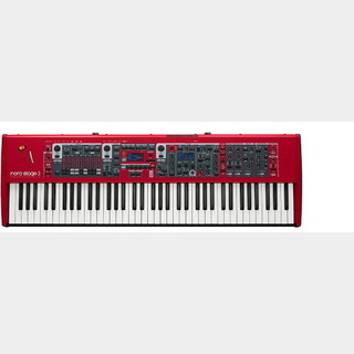 CLAVIA Nord Stage 3 HP 76 ◆アウトレット大放出特価!在庫限りです!【ローン分割手数料0%(24回迄)】