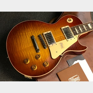 Gibson Custom Shop Historic Collection 1958 Les Paul Standard 2019 VOS (#89709) Sunrise Tea Burst【渋谷店】