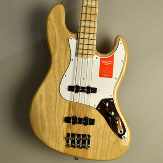 Fender MADE IN JAPAN TRADITIONAL 70S JAZZ BASS/Natural【大定番75年モデルジャズベース!】