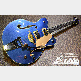 Gretsch G5422TG Limited Edition Electromatic® Hollow Body Double-Cut with Bigsby® 【ミッドナイトサファイア】