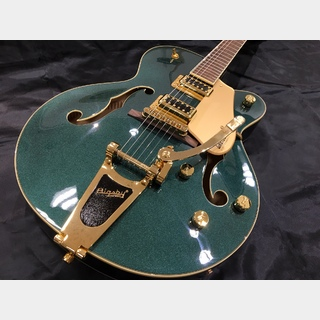 Gretsch 【アウトレット】G5420TG Limited Electromatic Hollow Body Single-Cut with Bigsby Cadillac Green