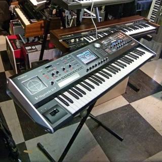 Roland V-Synth GT Version2.0