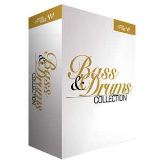 WAVES Signature Series Bass and Drums バンドル