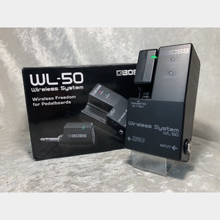 BOSS 【美品】WL-50 Wireless System for Pedalboards